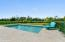Large Pool with a Sunny Exposure