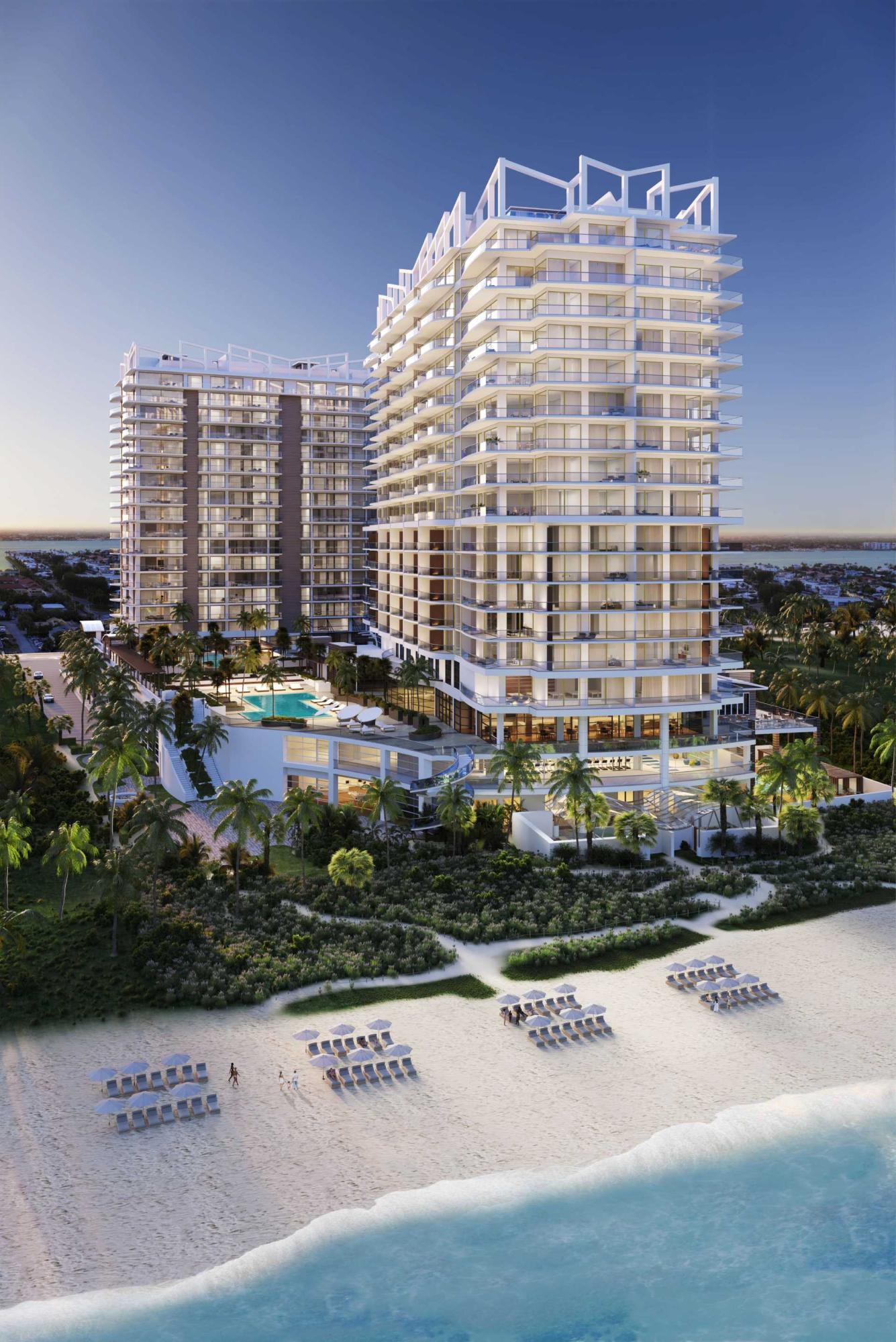 3100  Ocean Drive  P-Ph 4 For Sale 10475388, FL