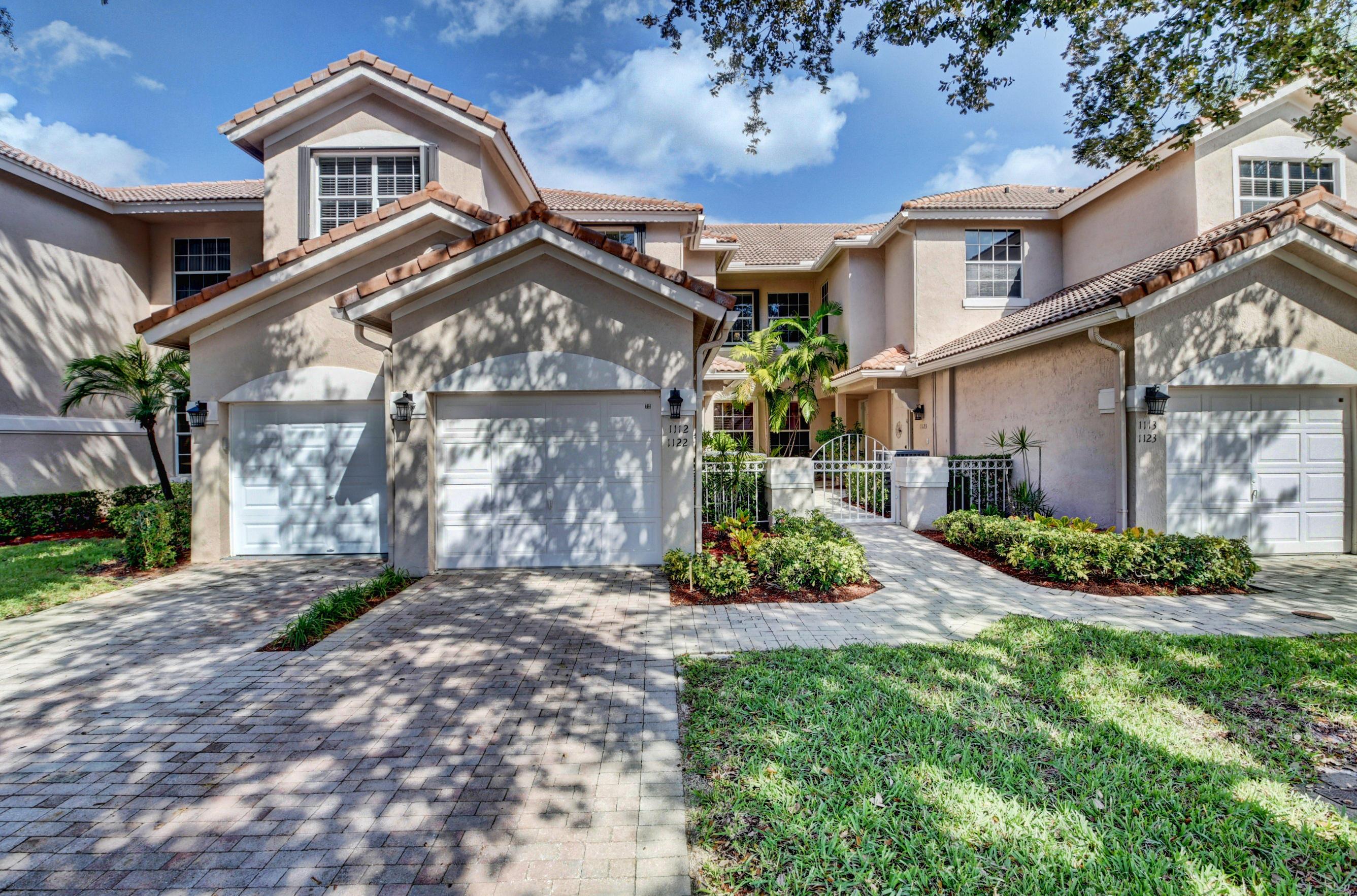 6584 Villa Sonrisa Drive #1122 Boca Raton, FL 33433