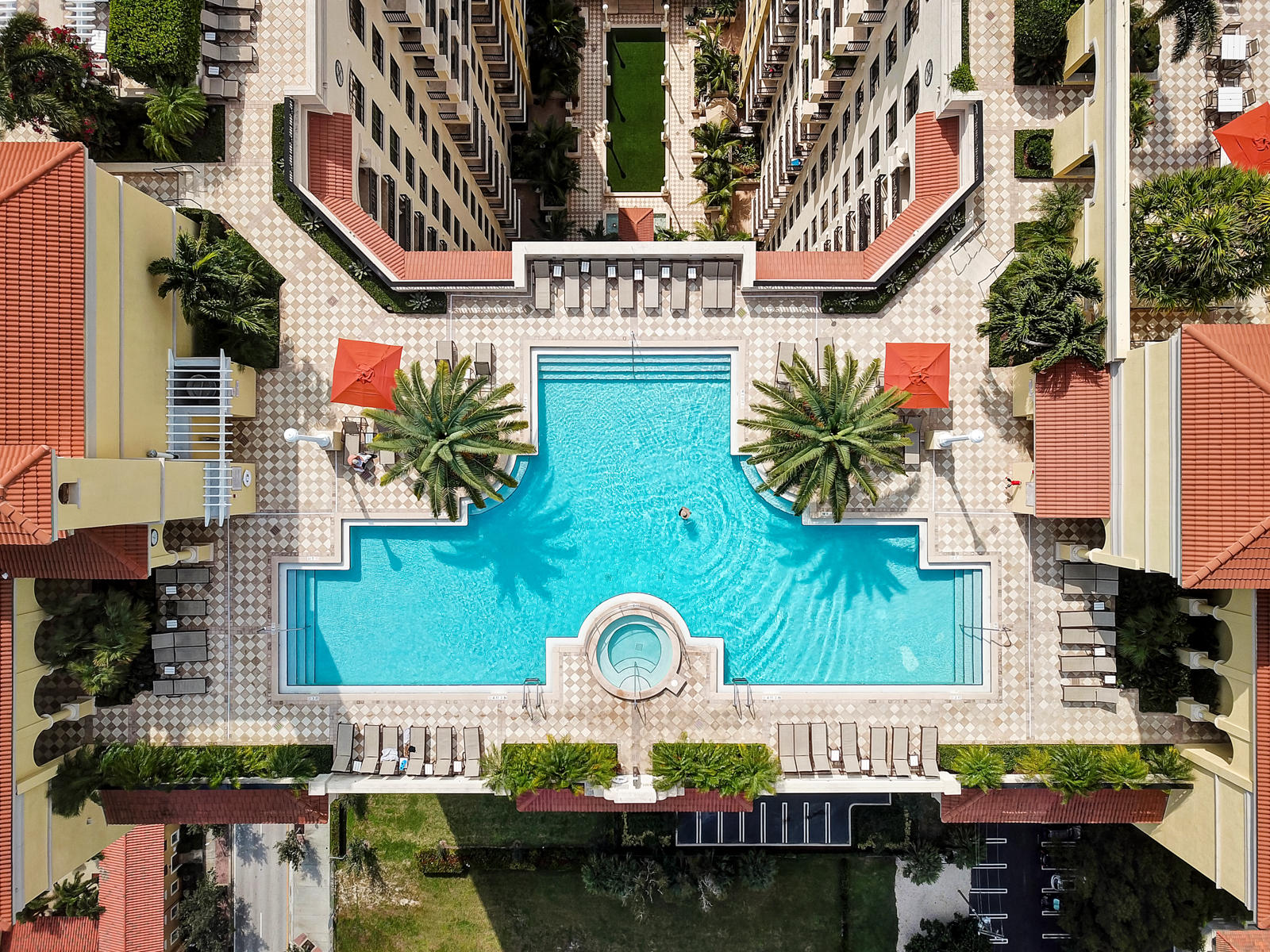 Home for sale in TWO CITY PLAZA CONDO West Palm Beach Florida