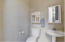 Cabana Bath and Outside Shower in Screened Patio/Pool Area