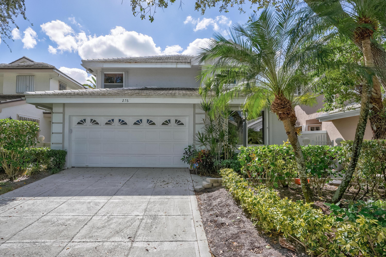 276 W Canterbury Drive Palm Beach Gardens FL 33418