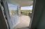 Separate balcony entrance from Master Bedroom