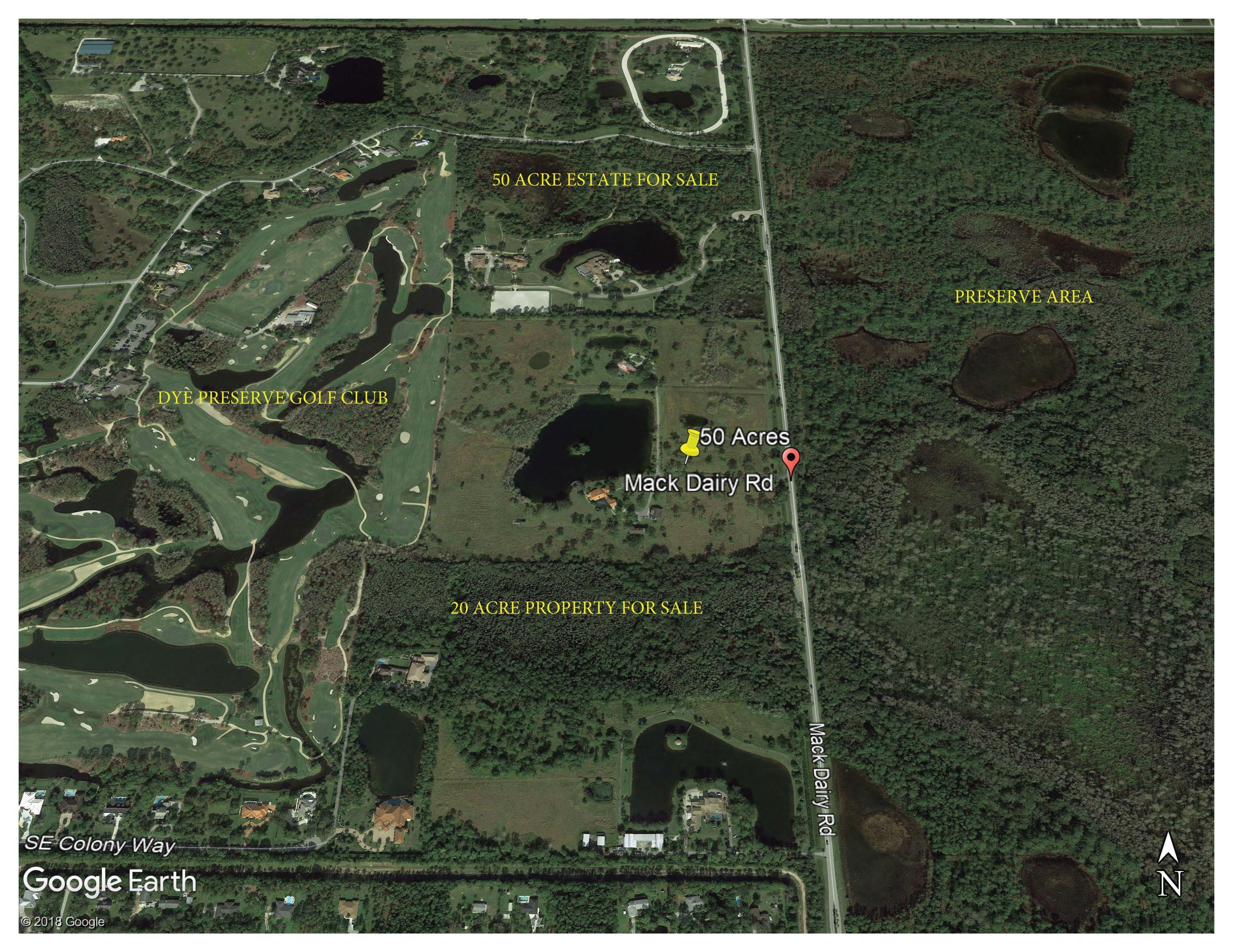 50 Acres Jupiter, FL