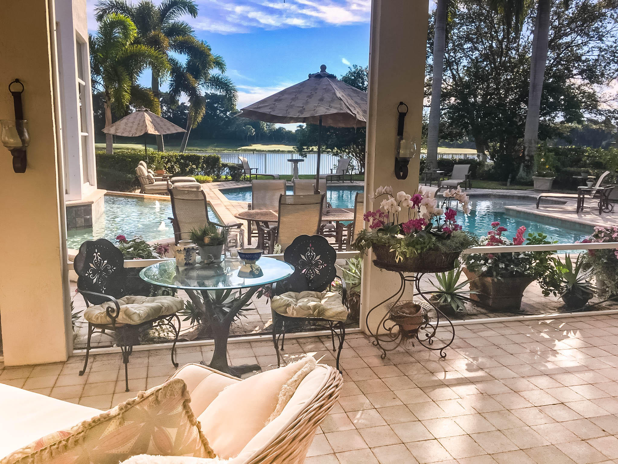 Home for sale in IRONHORSE PAR F West Palm Beach Florida