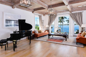 Waterfront Family Room