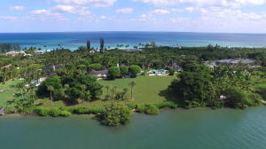 4.4 acre Jupiter Island Estate