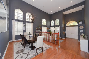 Formal Dining and Living room