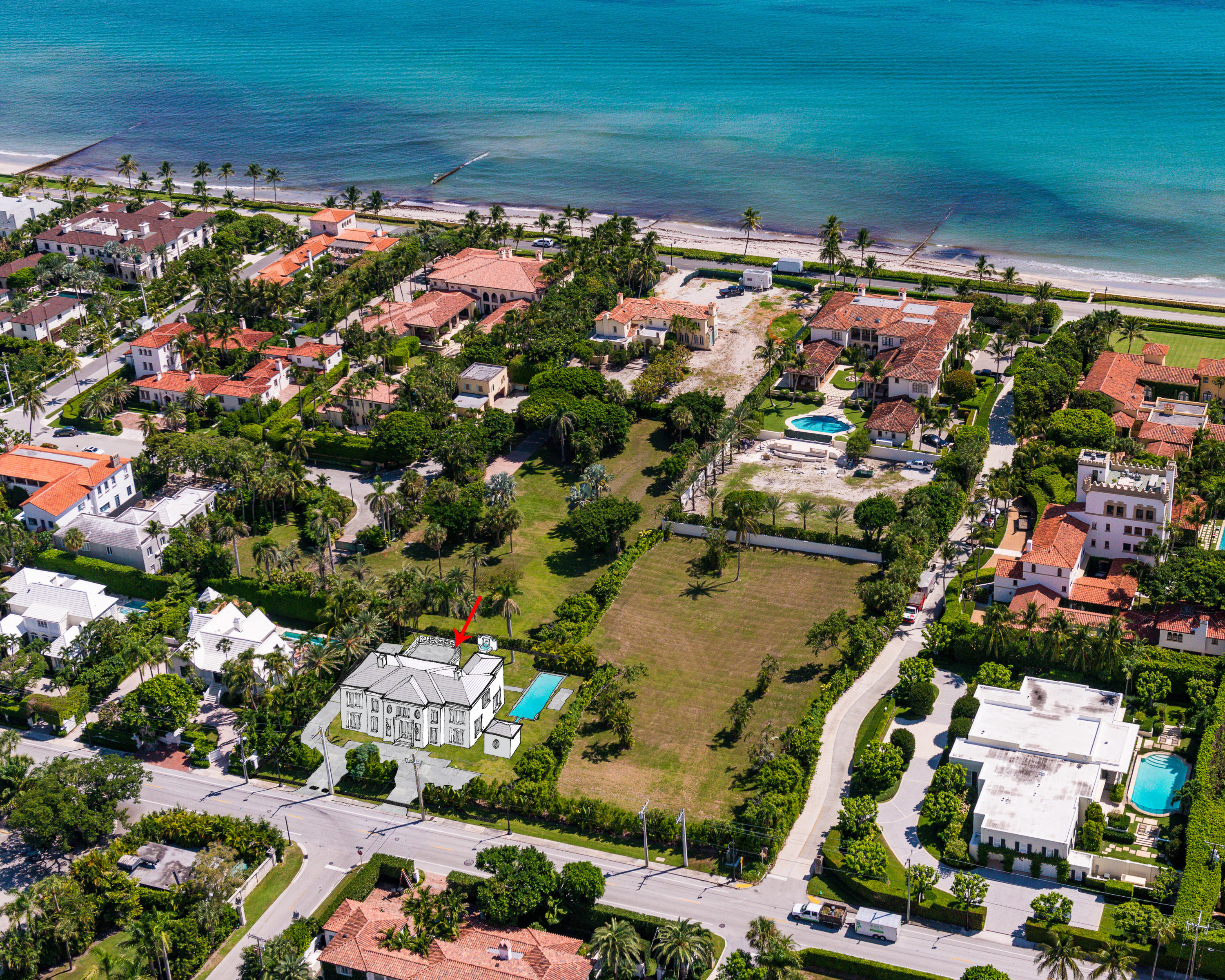 599 County Road, Palm Beach, Florida 33480, ,Land,For Sale,County,RX-10355898