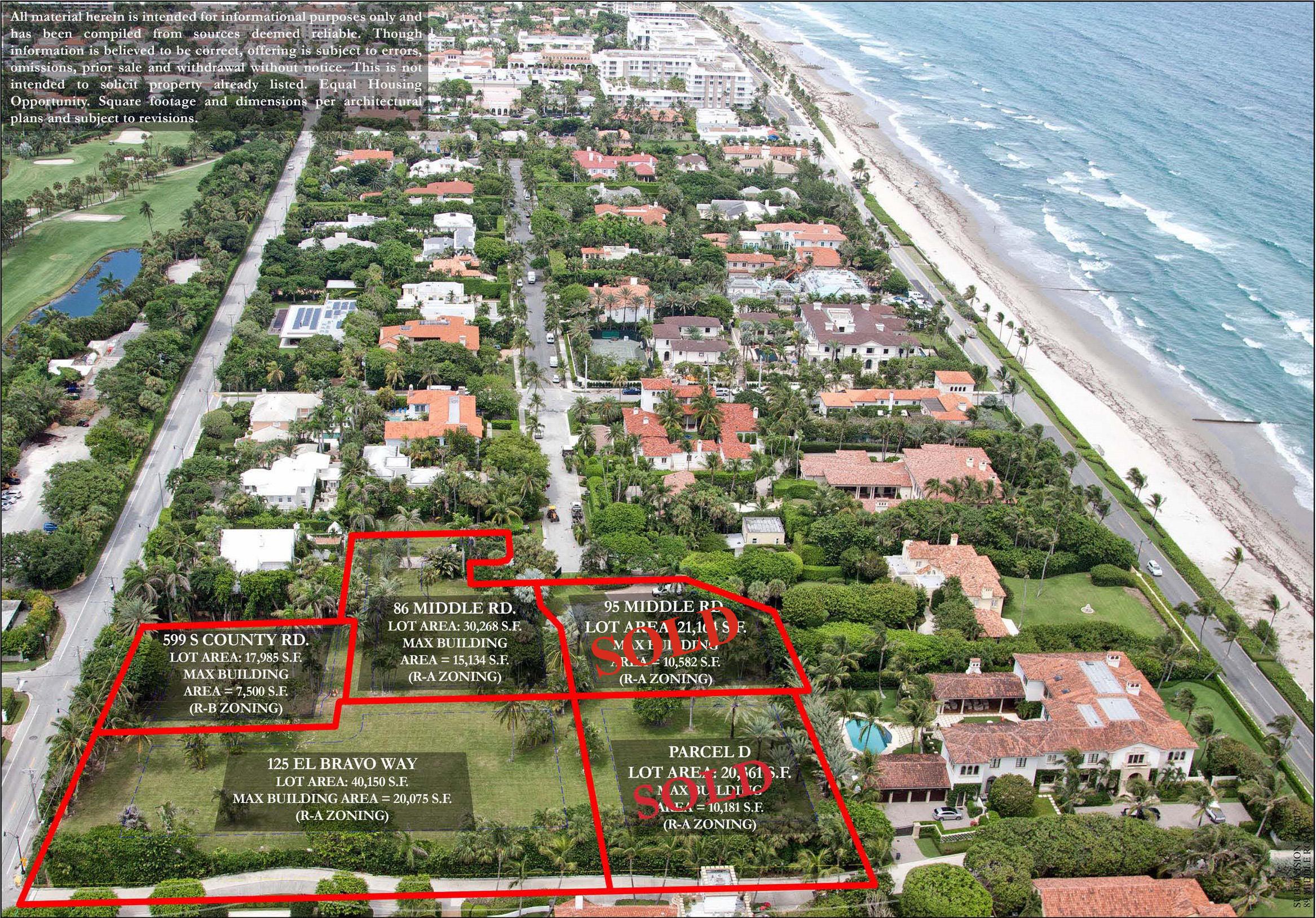 125 El Bravo Way, Palm Beach, Florida 33480, ,Land,For Sale,El Bravo,RX-10355916