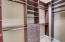 There are Two Walk-in Closets in the Master Bedroom for your Convenience.