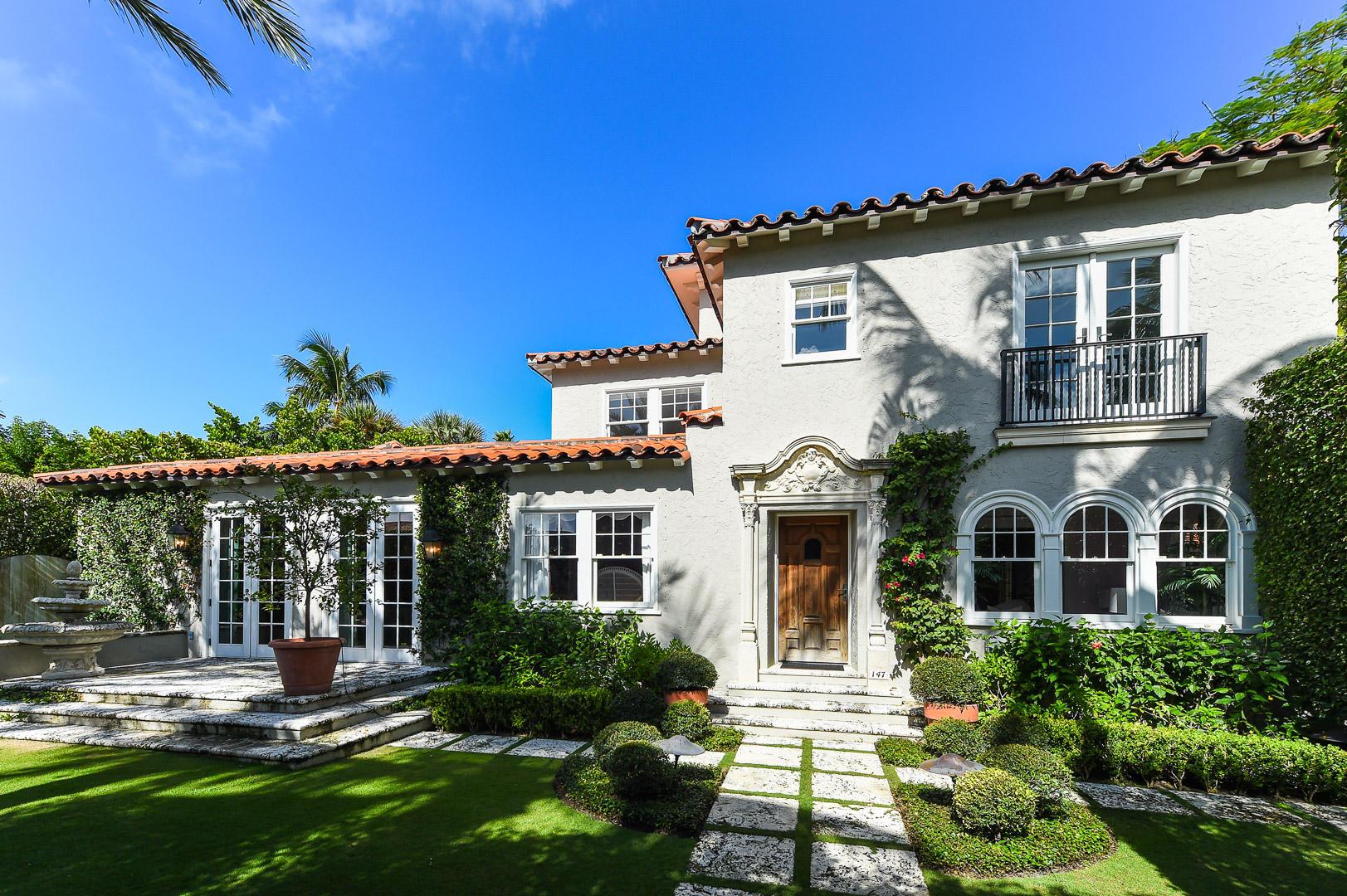 147 Seabreeze Avenue, Palm Beach, Florida 33480, 4 Bedrooms Bedrooms, ,4.1 BathroomsBathrooms,Single Family,For Sale,Seabreeze,RX-10482334