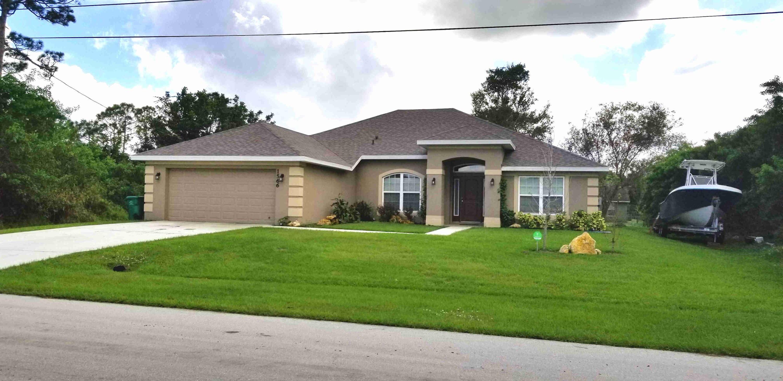 1566 Hackensack Avenue, Port Saint Lucie, Florida 34953, 4 Bedrooms Bedrooms, ,3 BathroomsBathrooms,Single Family,For Sale,Hackensack,1,RX-10482523