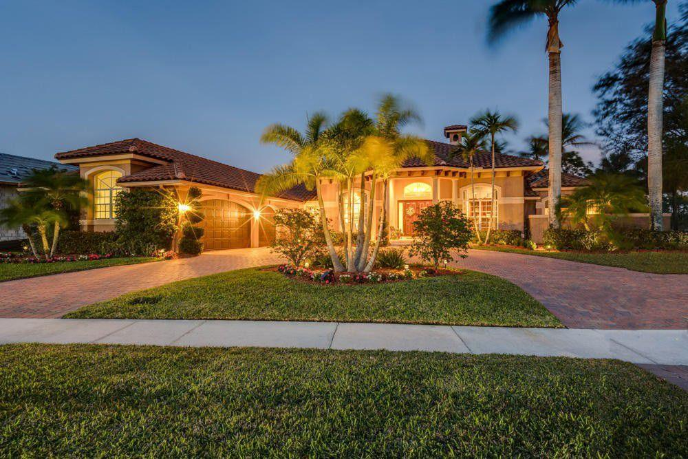 Home for sale in Ibis-the Preserve West Palm Beach Florida