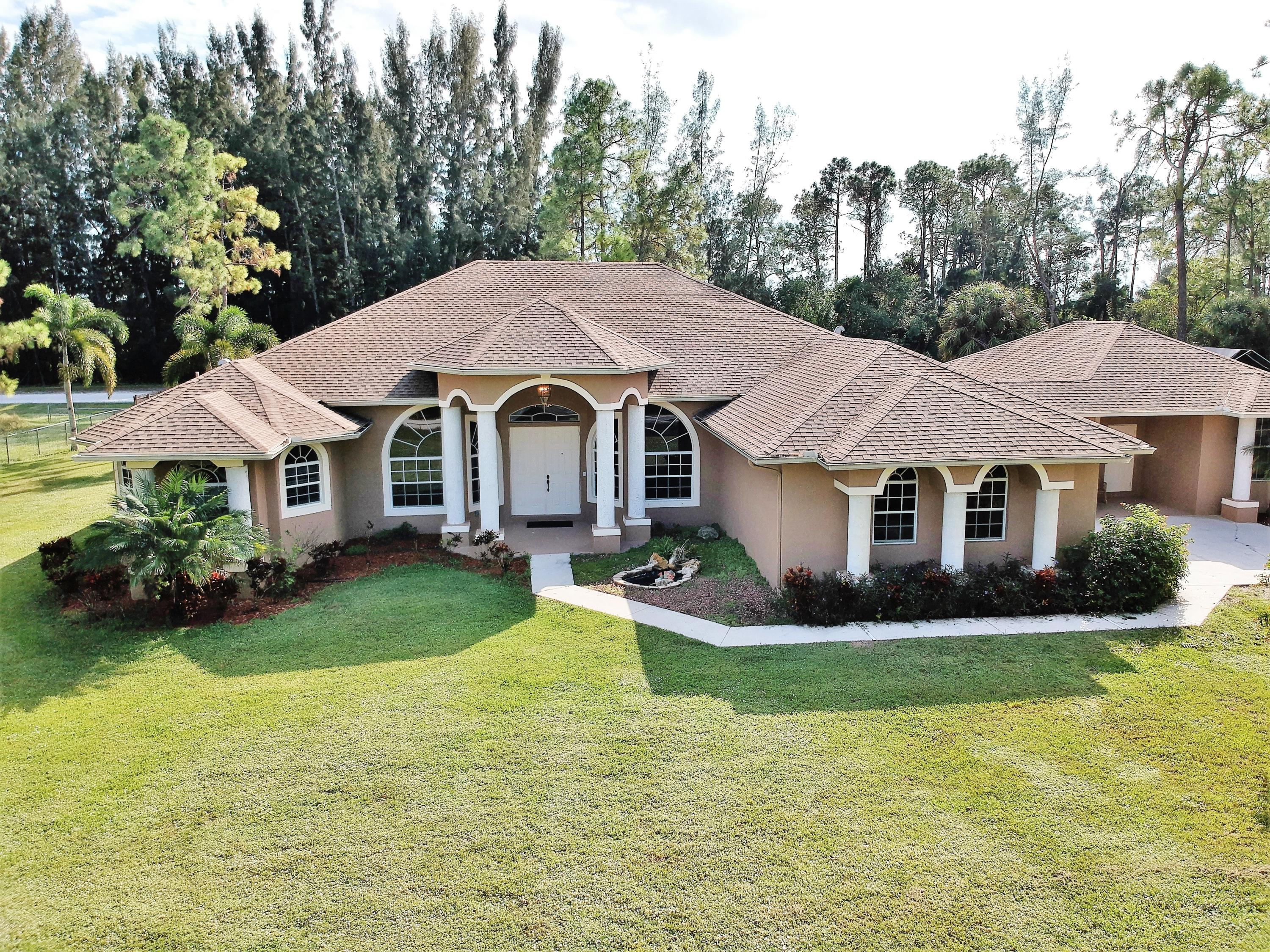 15744 60th Place, Loxahatchee, Florida 33470, 6 Bedrooms Bedrooms, ,4 BathroomsBathrooms,Single Family,For Sale,60th,RX-10483005