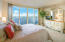 Guest Bedroom with City Views