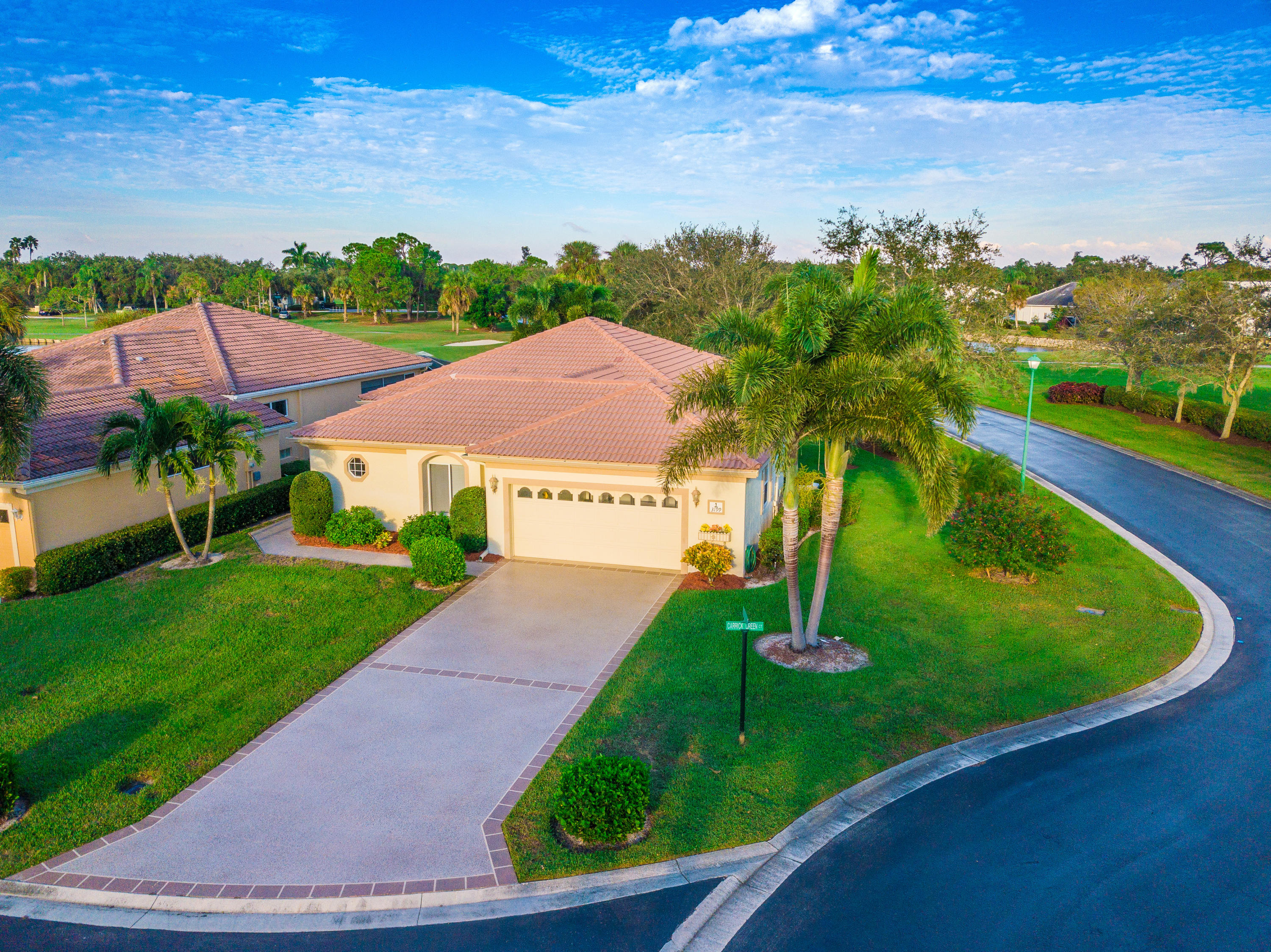 3199 Carrick Green Court, Port Saint Lucie, Florida 34952, 3 Bedrooms Bedrooms, ,2.1 BathroomsBathrooms,Single Family,For Sale,Carrick Green,RX-10483643