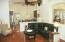 Central Great/ Family Room. Kitchen easy access to dining and rest of home.