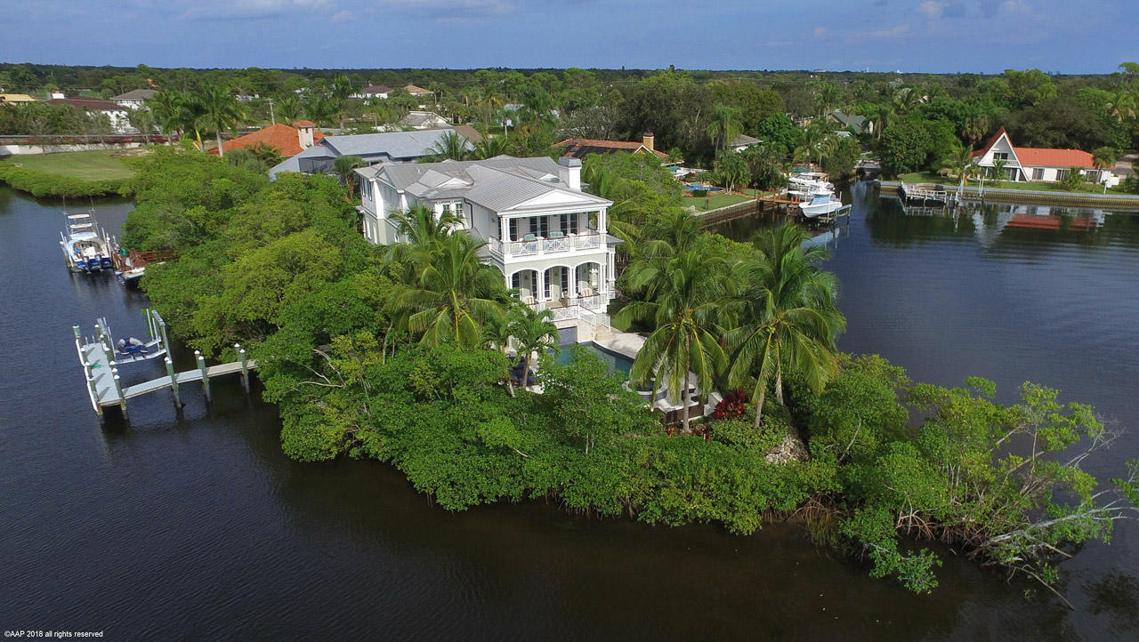 Home for sale in River Terrace Peninsula Jupiter Florida