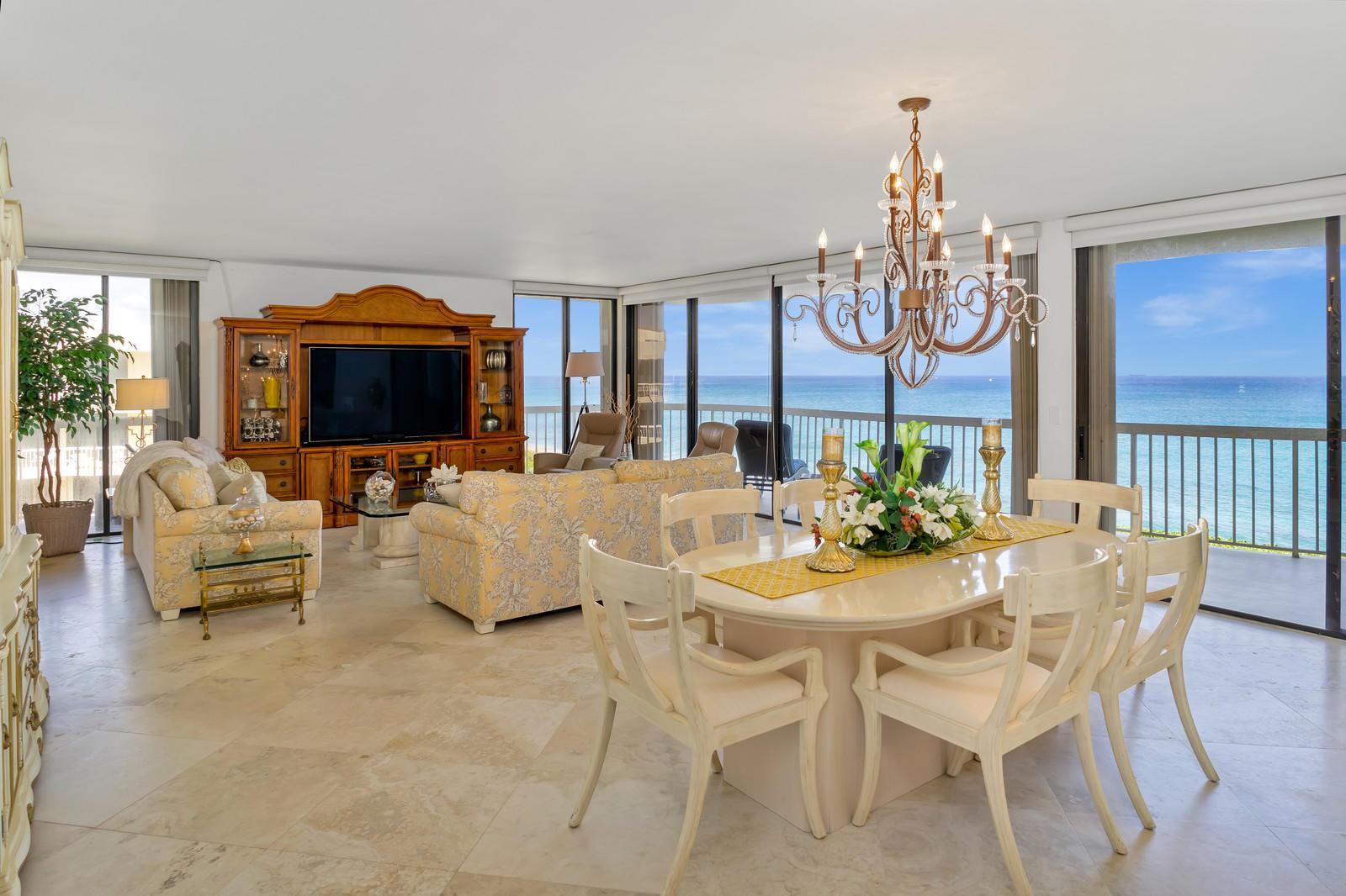 3300 Ocean Boulevard, Palm Beach, Florida 33480, 3 Bedrooms Bedrooms, ,2.1 BathroomsBathrooms,Condo/Coop,For Sale,Meridian,Ocean,5,RX-10484348