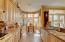 Bay Windows and Transom Windows Add some much to this Kitchen.