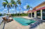 SOAK IN THE SUN AND JUMP INTO THE SALTWATER POOL