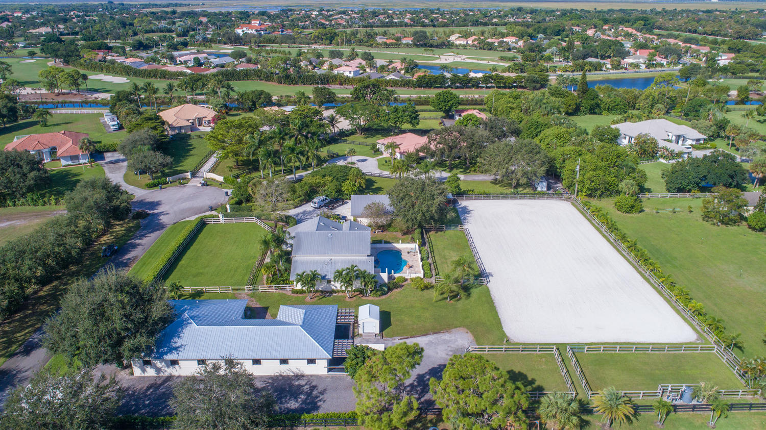 14965 Oatland Court, Wellington, Florida 33414, 2 Bedrooms Bedrooms, ,2 BathroomsBathrooms,Barn,For Rent,Oatland,1,RX-10403298
