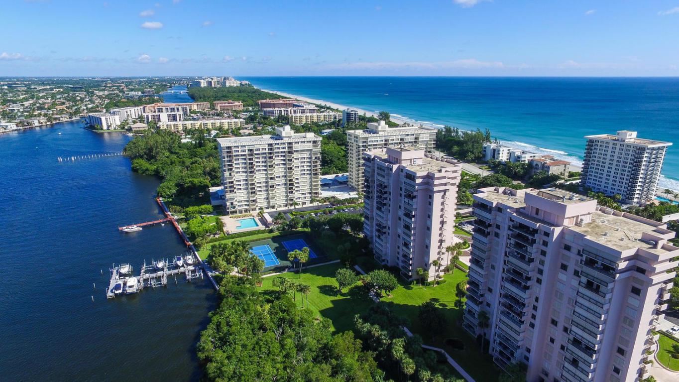 2001 Ocean Boulevard, Boca Raton, Florida 33431, 2 Bedrooms Bedrooms, ,2 BathroomsBathrooms,Condo/Coop,For Sale,Ocean,10,RX-10496440
