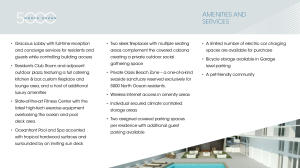 Amenities Features