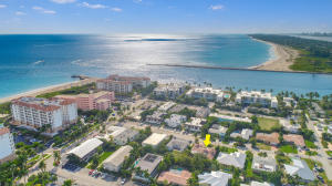 Enjoy the beach and inlet which is only a very short distance from your new beach home.
