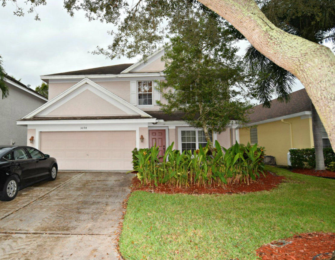 Home for sale in PALM POINTE @ MD PLAT 56 Palm City Florida