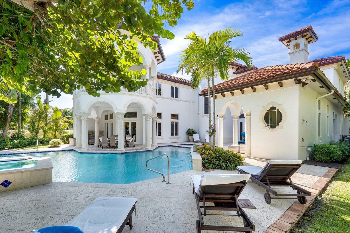 5553 Ocean Boulevard, Ocean Ridge, Florida 33435, 6 Bedrooms Bedrooms, ,4.1 BathroomsBathrooms,Single Family,For Sale,Tropical Shores,Ocean,RX-10486382