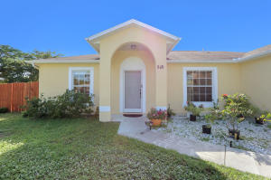 518 SW Ryan Avenue, Port Saint Lucie, FL 34953