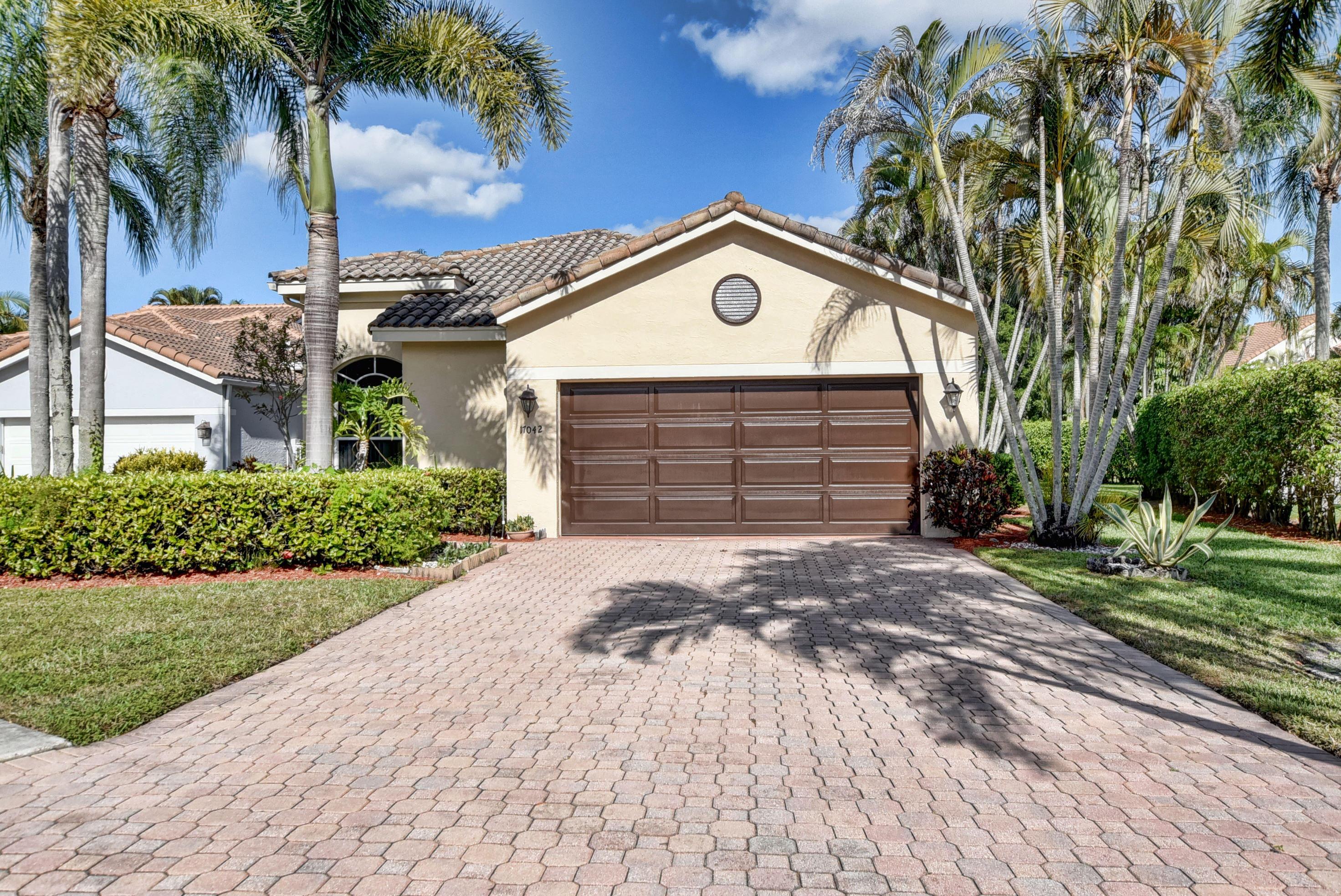 17042 Newport Club Drive Boca Raton, FL 33496