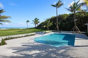 Southeast pool view