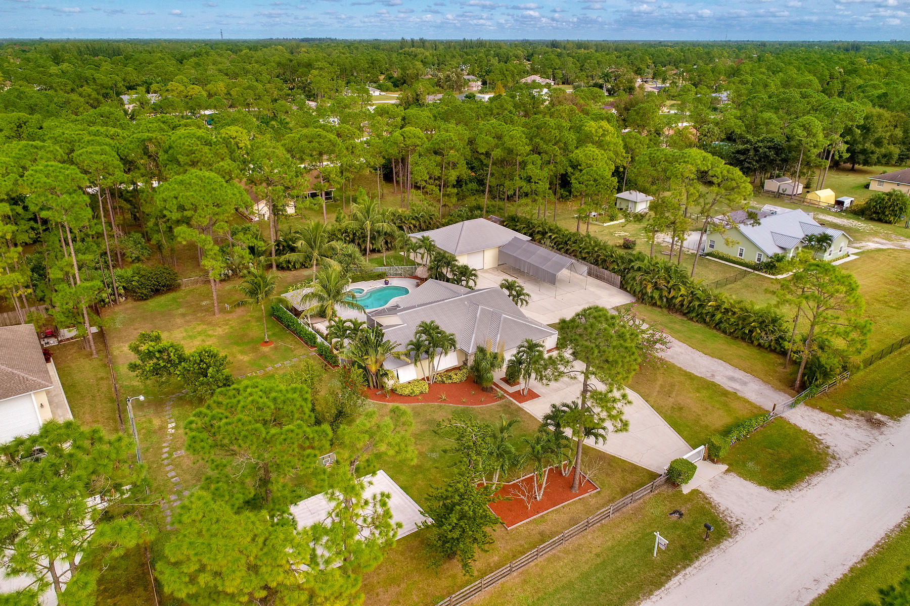 Home for sale in ACREAGE/LOXAHATCHEE West Palm Beach Florida