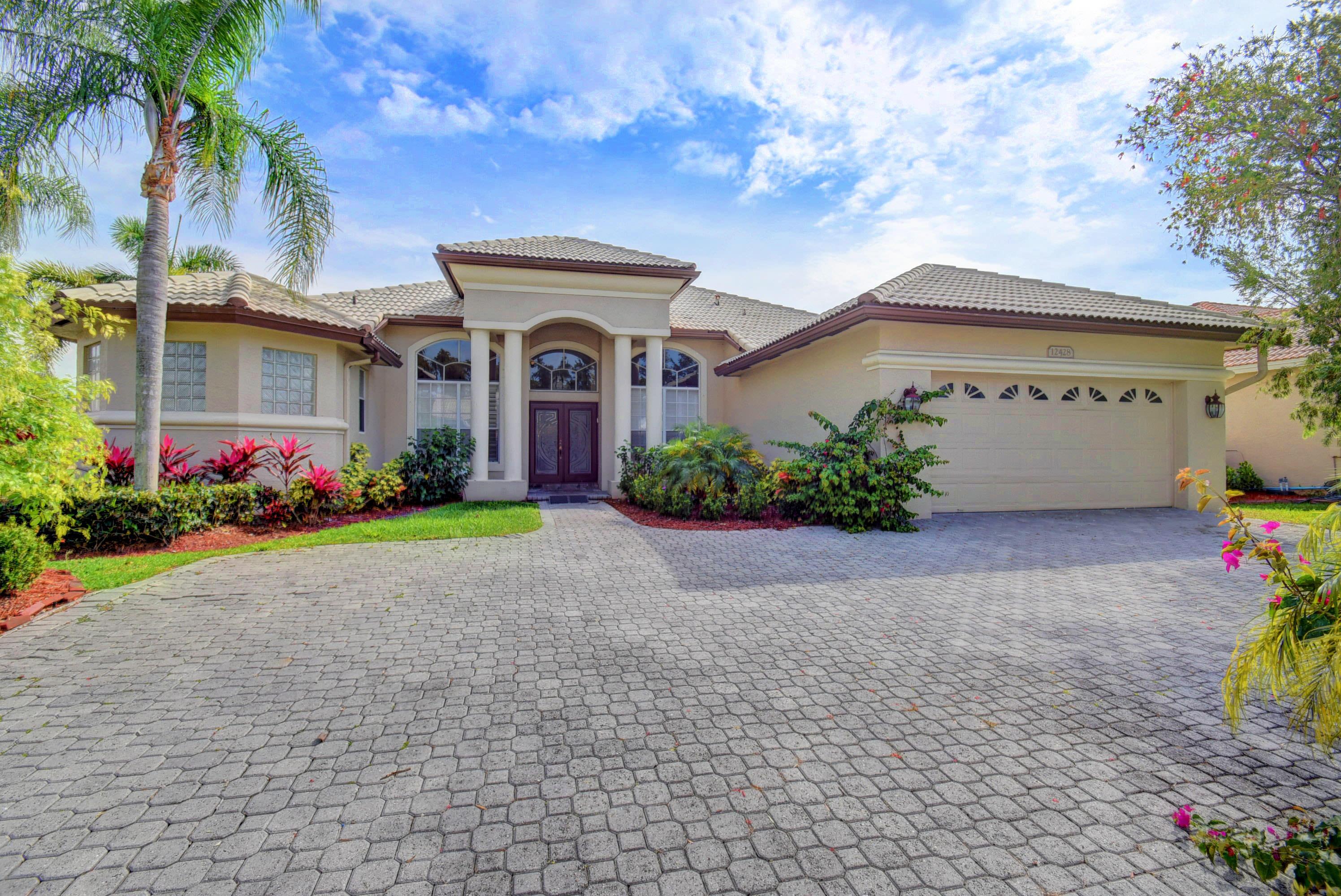 12428 Clearfalls Drive Boca Raton, FL 33428