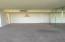 View of living room & front door