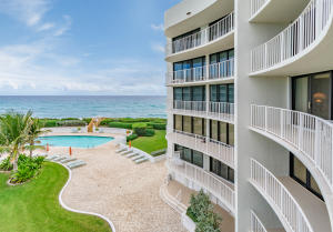 Enjoy the best of water views, Ocean to your right and Intracoastal to your left
