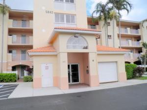 5842 Crystal Shores Drive, 406, Boynton Beach, FL 33437