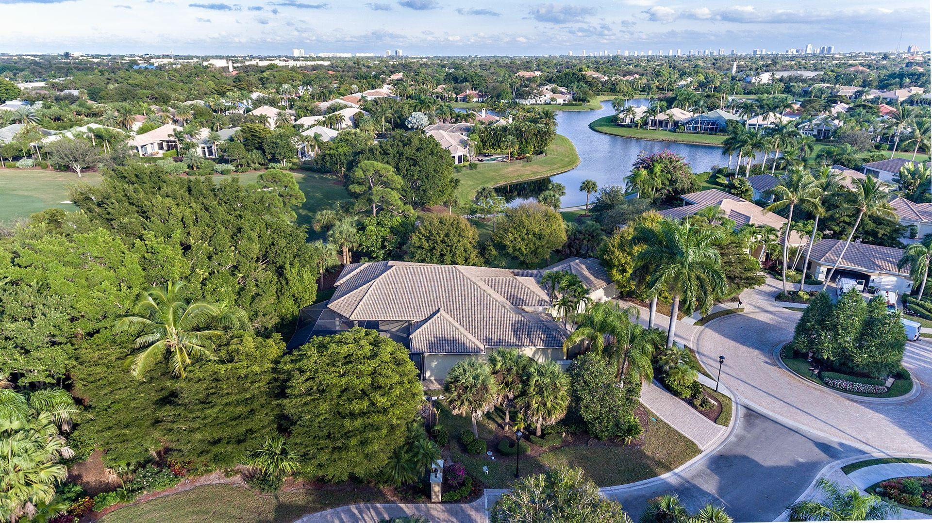 111 Windsor Pointe Drive Palm Beach Gardens FL 33418