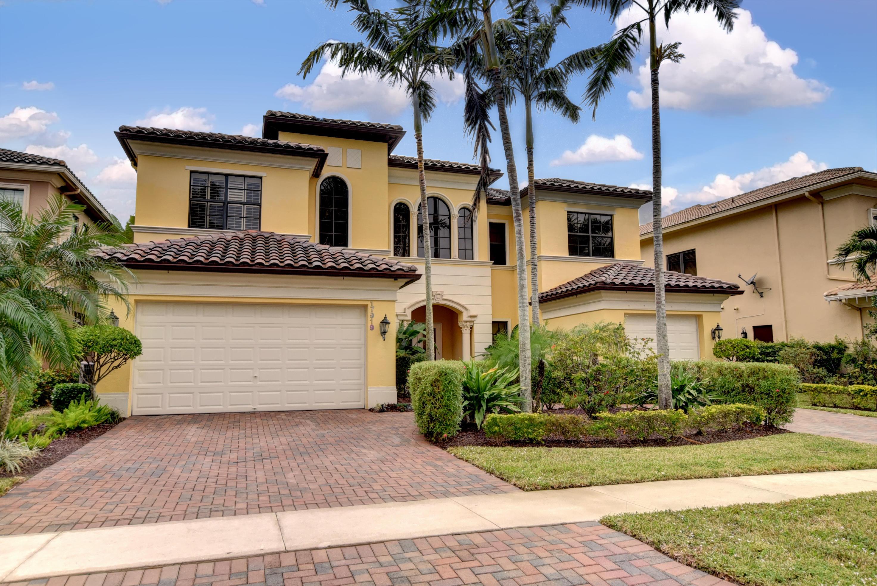 17919 Monte Vista Drive Boca Raton, FL 33496