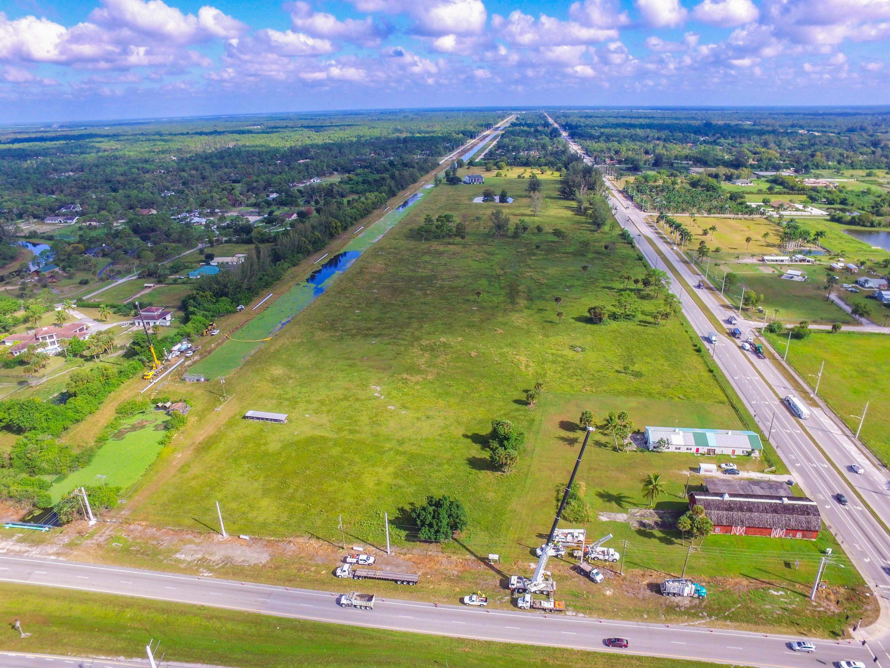Loxahatchee, Florida 33470, ,Land/docks,For Sale,Seminole Pratt Whitney,RX-10467752