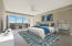 Master Suite with City and Ocean Views (Virtually Furnished)
