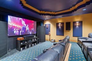 media room/theater