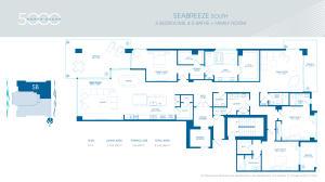 Seabreeze South Floorplan