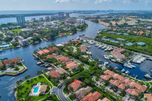Great Location, Located Right Across From The Clubhouse That Offer Residents to Dock Your Boat For The Day, No Fixed Bridges, Access to Atlantic Ocean