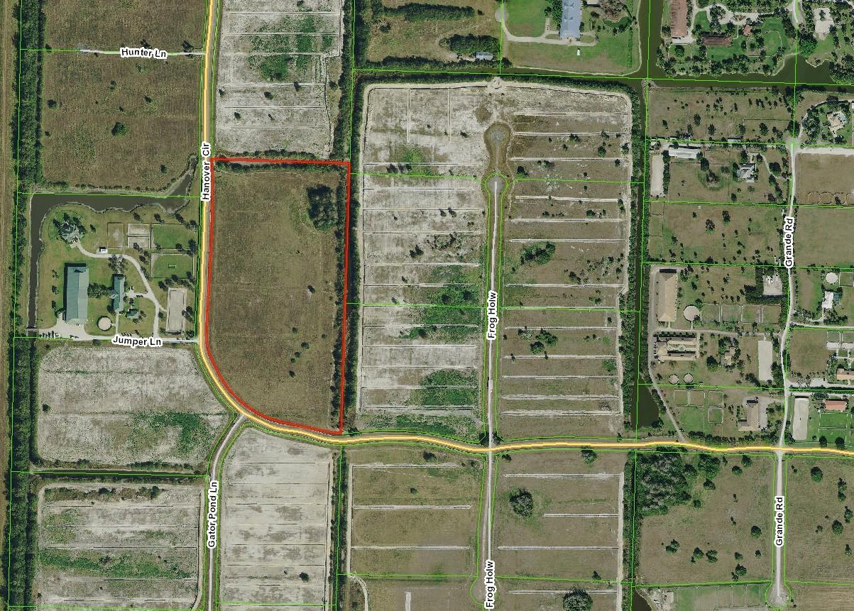 3789 Hanover Circle, Loxahatchee, Florida 33470, ,Land,For Sale,White Fences Equestrian Estates,Hanover,RX-10493595