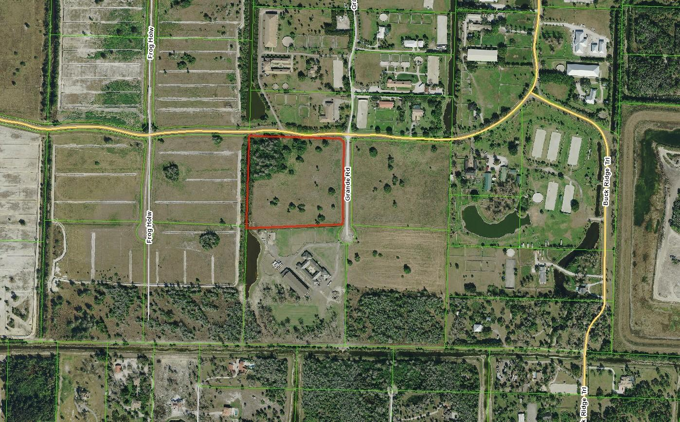 3223 Grande Road, Loxahatchee, Florida 33470, ,Land,For Sale,White Fences Equestr,Grande,RX-10493576