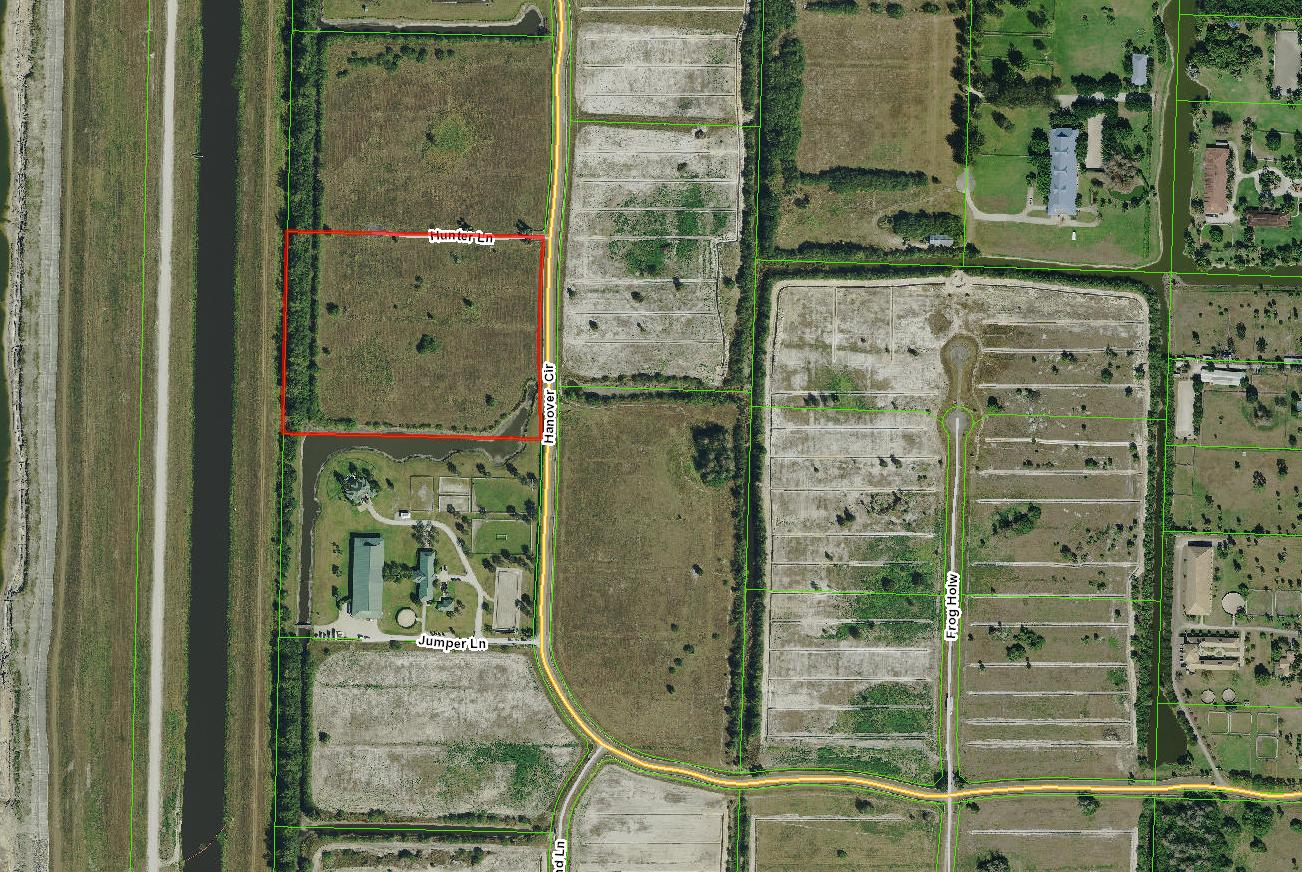 3760 Hanover Circle, Loxahatchee, Florida 33470, ,Land,For Sale,White Fences Equestr,Hanover,RX-10493594